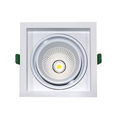 Luminac COB LED Recessed Spotlight - LFLL 398, 3000k / 1878lm