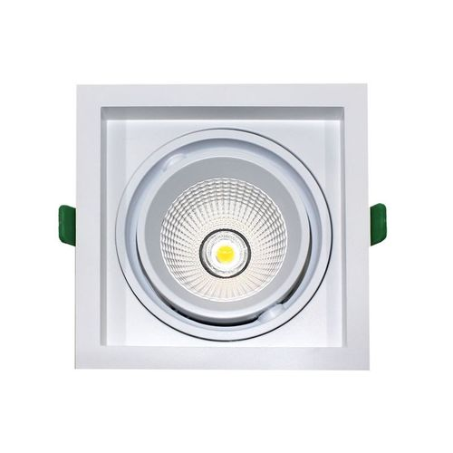 Luminac COB LED Recessed Spotlight - LFLL 398, 3000k / 1878lm