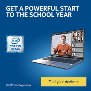 Intel - Back To School