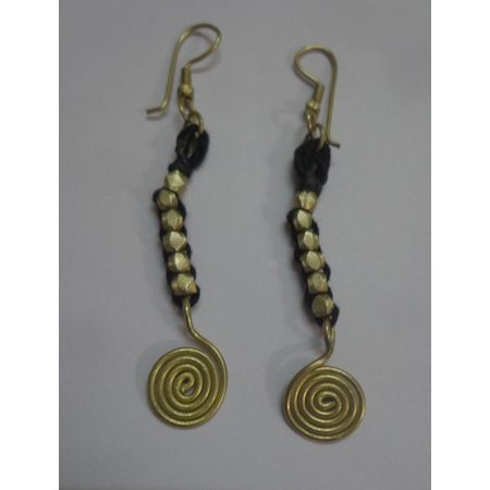 OSJ006: : Tribal Earring Jewellery of Koraput