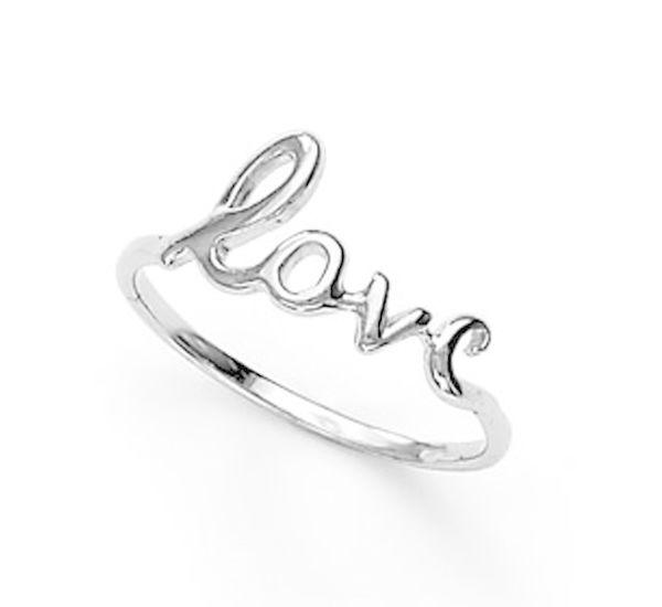 Fingerring  Charming Love Silver Finger Ring   Buy 925 Sterling Silver Finger ...