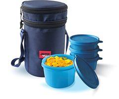Jaypee Plus Meal Bag Large - Blue
