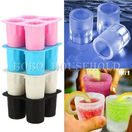 Silicone Ice Shot Glass Mould / Ice Tray