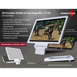 Original 3D Power Plus Smart Portable Mobile Phone Screen Magnifier