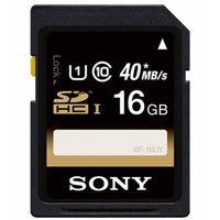Sony Micro SDHC Class 10 Memory Card, 16gb