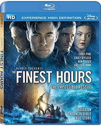 The Finest Hours (Blu- ray)
