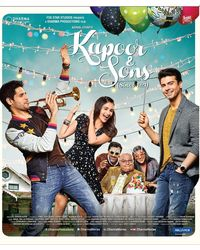 Kapoor & Sons (Blu- ray)