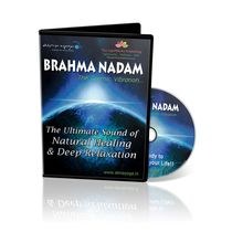 BRAHMA NADAM- The Cosmic Vibration (Audio CD)