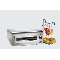 Glen 5014 XL Electric Tandoor,  white