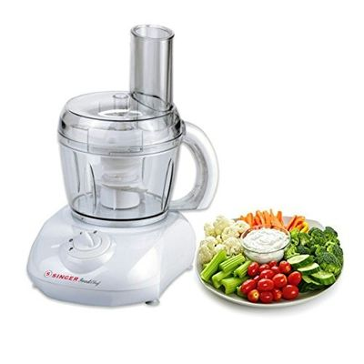 Singer Food Processor Food Chef,  white
