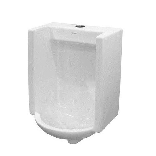 Duravit L450mm X W350mm X H440mm Starck 3 Wall Hung Urinal Visible Inlet# 082544
