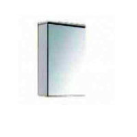 Parryware 440mm X 150mm X 600mm Studio Mirror Cabinet MDF Wall Hung# C846M46