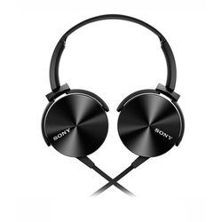 Sony Extra Bass (XB) MDRXB450B Headphones