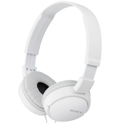 Sony ZX110 headphones (White)