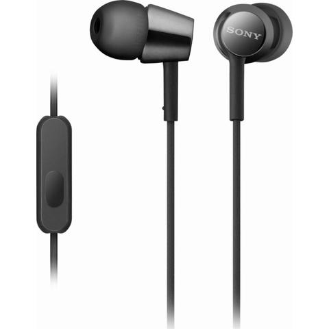 Sony -EX Series In-Ear Headphones(Black)