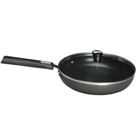 Selec+ Fry Pan With Stainless Steel Lid, High Performance Non-stick Range, LFP 22SS, 220