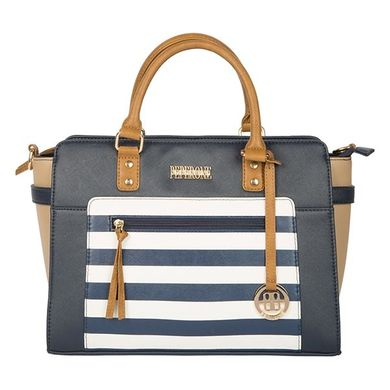 Peperone_ Mirielle_ Blue_ Hand Bag_ 7018