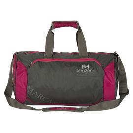 Marcas_ Grey & Pink_ Caniç o_ Duffle Bag_ 9002