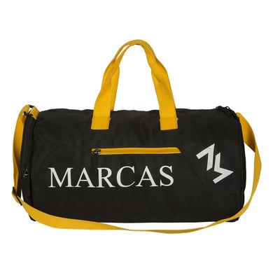 Marcas_ Black_ Abrantes_ Duffle Bag_ 9000