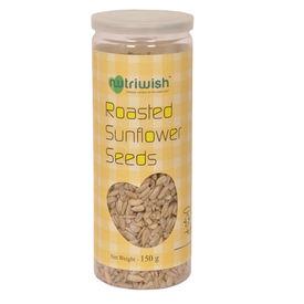 Sunflower Seeds Roasted - 150gs Nutriwish s