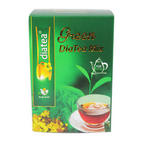 DiaTea Green Tea Mix - 250gms (Herbal Green Tea for Diabetes)
