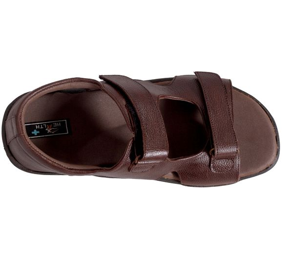 Action Healthplus Sandals 100 Leather Diabetes India Store