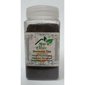 Mistevia Immuno Tea - AYUSH recommended Immunity booster Herbs and Tea Premix with Stevia - 100gms