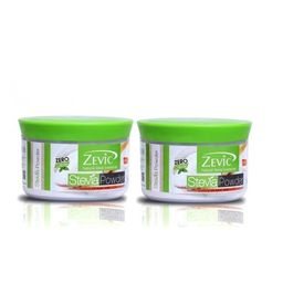 Zevic Stevia Sugar-free Zero Calorie Powder 200 gms (100gms x 2packs)
