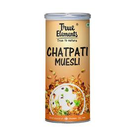 True Elements Chatpati Muesli, 400 grams