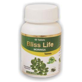 Bliss Life Moringa Tablets (60)