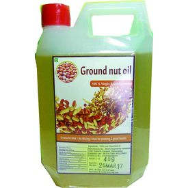 Cold pressed Groundnut oil - 1000ml