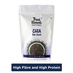 True Elements Raw Chia Seeds, 150 grams