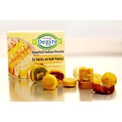 Assorted Sweets SugarLess Diabetics Dezire, 250 gms