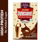 NutraSphere Instant Chocolate Milk Shake Powder (Healthy, Low Fat, High Protein), 200 gms - 6 sachets