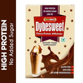 Dybesweet Choco-Protein Low Fat Milkshake