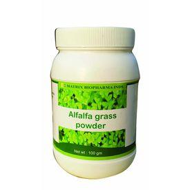 Alfalfagarss powder 100 gms
