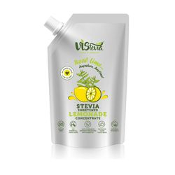 VIStevia Real Lime - Lemonade Concentrate with Stevia