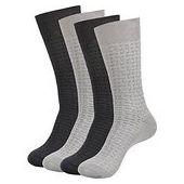 Dr. Calzini Set of 4 Loose Top Health Socks