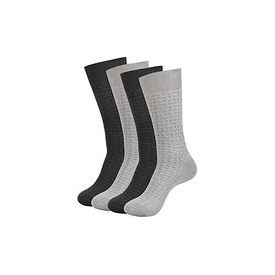 Hush Puppies Loose Top Socks For Diabetics - Combo Pack (pack of 4)
