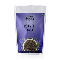 True Elements Roasted Chia Seeds, 125 grams