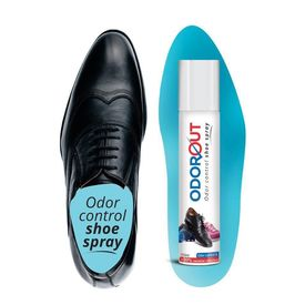 ODOROUT - Odor Control Shoe Spray