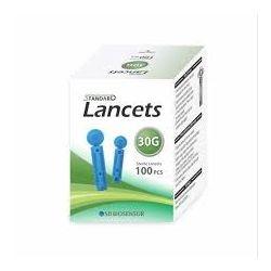 SD Biosensor Sterile Lancets 30G (100 Pack)