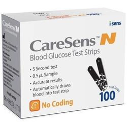 CareSens N Blood Glucose Test Strips 100 pack