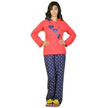 C245 T-shirt & Pajamas, l,  rust