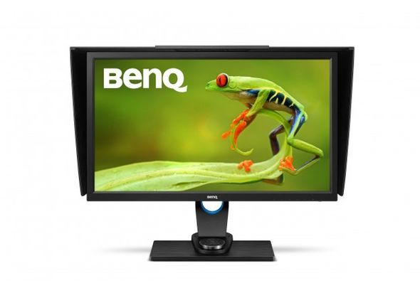 Benq SW2700PT 27  Adobe RGB Color Management Monitor for Photographers