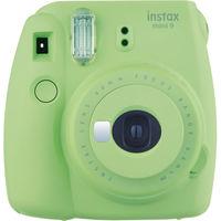 فوجي فيلم انستاكس , Mini 9, كاميرا فورية , أخضر