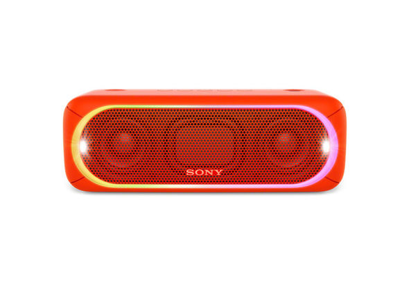 Sony XB30 Bluetooth Speaker, Red