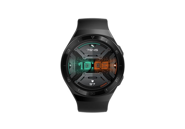 ساعة هوواي وواتش GT2e,  Graphite Black