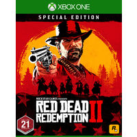 Pre Order Red Dead Redemption 2 Special Edition for Xbox One