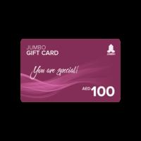 Jumbo Online Gift Card, 100